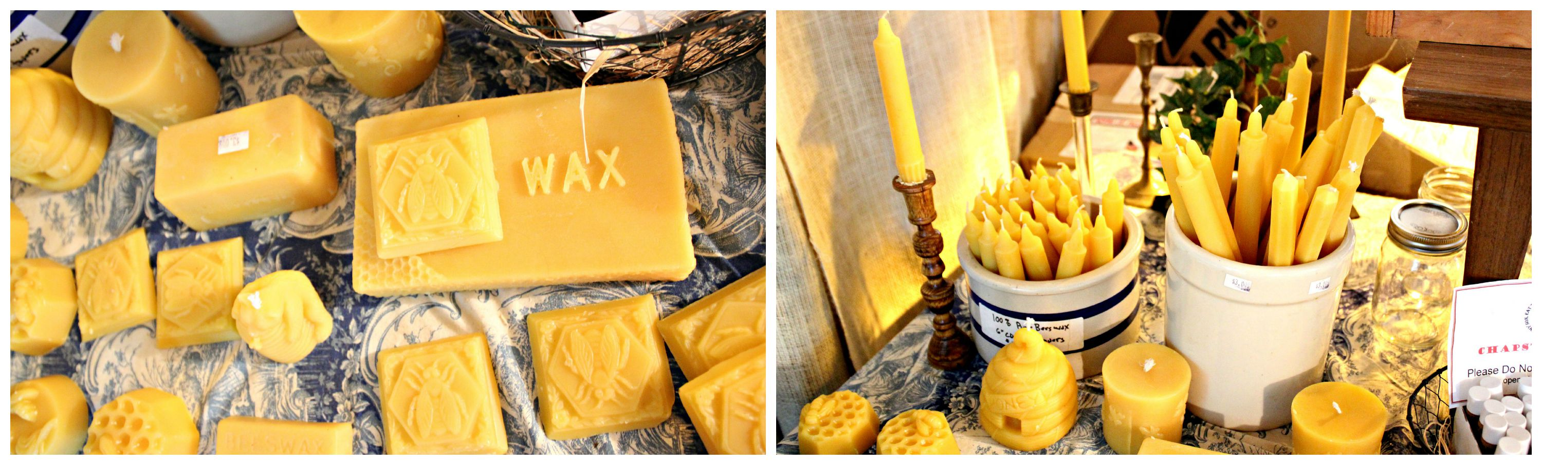 wax-and-candles